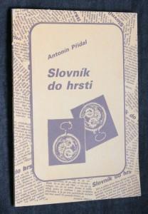 náhled knihy - Slovník do hrsti