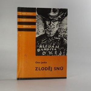 náhled knihy - Zloděj snů