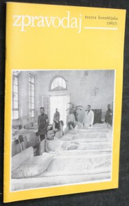 náhled knihy - Zpravodaj muzea kroměřížska 1985 č.1