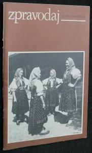 náhled knihy - Zpravodaj muzea kroměřížska 1980 duben