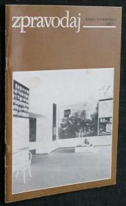 náhled knihy - Zpravodaj muzea kroměřížska 1987 č. 1
