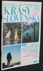 náhled knihy - Krásy Slovenska 1982 č. 7 ročník LIX.