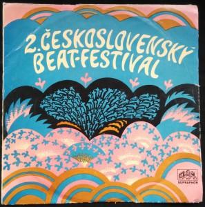náhled knihy - 2. československý beat - festival