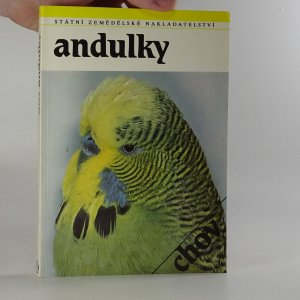 náhled knihy - Andulky