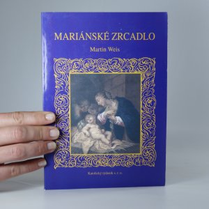 náhled knihy - Mariánské zrcadlo