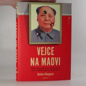 náhled knihy - Vejce na Maovi. Příběh obyčejného muže, který zneuctil ikonu a odhalil pravou tvář diktatury