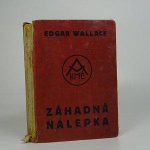 náhled knihy - Záhadná nálepka