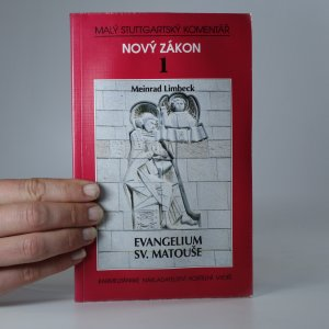 náhled knihy - Evangelium sv. Matouše