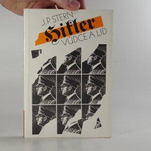 náhled knihy - Hitler. Vůdce a lid