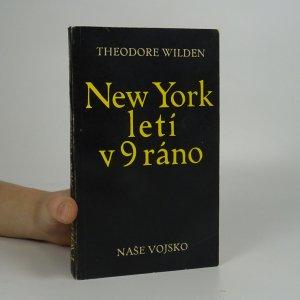 náhled knihy - New York letí v 9 ráno
