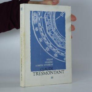 náhled knihy - Dějiny vesmíru a smysl stvoření