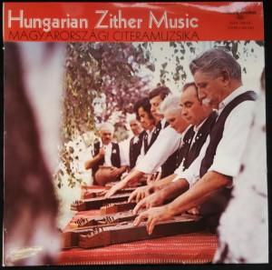 náhled knihy - Magyarországi citeramuzsika / Hungarian Zither Music