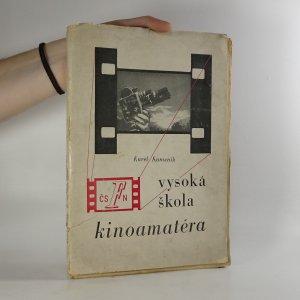náhled knihy - Vysoká škola kinoamatéra