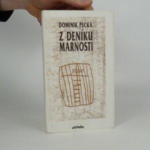 náhled knihy - Z deníku marnosti