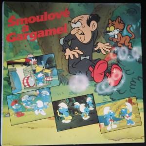náhled knihy - Šmoulové a Gargamel