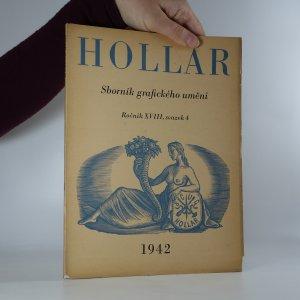 náhled knihy - Hollar - sborník grafického umění (ročník XVIII., svazek 4)