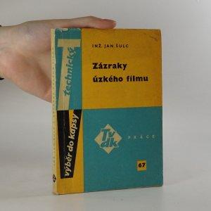 náhled knihy - Zázraky úzkého filmu