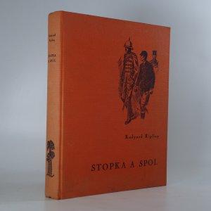 náhled knihy - Stopka a spol