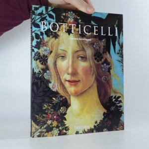 náhled knihy - Sandro Botticelli