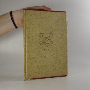náhled knihy - Rajská Sonáta (Číslovaný výtisk - č. 41, asi podpisy autorů)