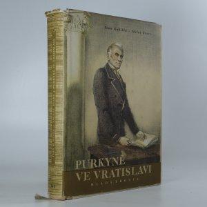 náhled knihy - Purkyně ve Vratislavi