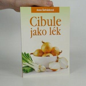 náhled knihy - Cibule jako lék