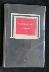 náhled knihy - Othello : Benátský mouřenín : Tragedie o 15 scénách