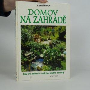 náhled knihy - Domov na zahradě