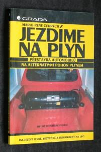 náhled knihy - Jezdíme na plyn : přestavba automobilů na alternativní pohon plynem