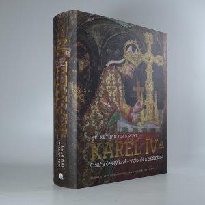 náhled knihy - Karel IV., Císař a český král - vizionář a zakladatel