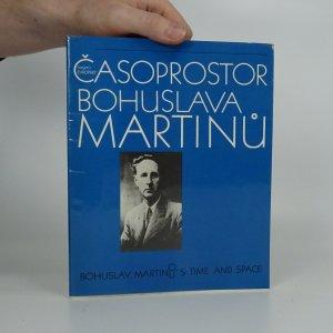náhled knihy - Časoprostor Bohuslava Martinů
