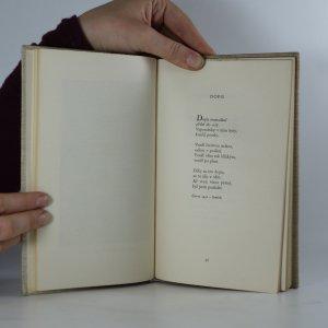 antikvární kniha Za krásu života, 1951