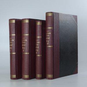 náhled knihy - Divadelní hry (I. - IV. díl)