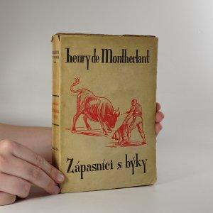 náhled knihy - Zápasníci s býky
