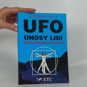 náhled knihy - UFO - únosy lidí. Setkání s mimozemskou inteligencí