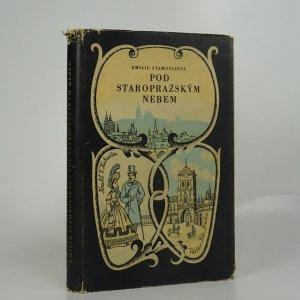 náhled knihy - Pod staropražským nebem