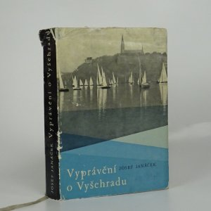 náhled knihy - Vyprávění o Vyšehradu
