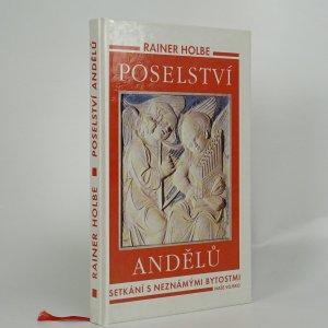 náhled knihy - Poselství andělů : setkání s neznámými bytostmi