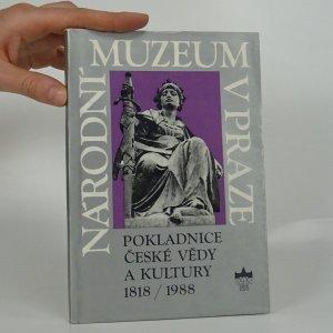 náhled knihy - Národní muzeum v Praze : pokladnice české vědy a kultury 1818-1988