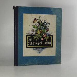 náhled knihy - Ze slezských luhů