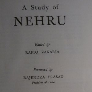 antikvární kniha A Study of Nehru, 1959