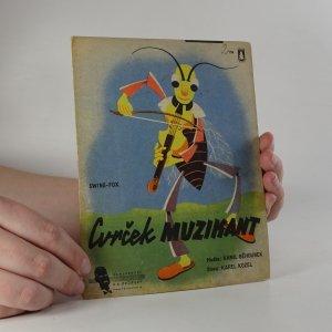 náhled knihy - Cvrček muzikant swing-fox