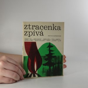 náhled knihy - Ztracenka zpívá