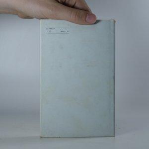 antikvární kniha Růže pro Charóna, 1979