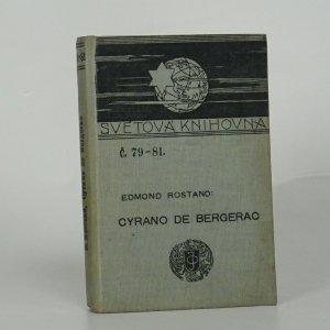 náhled knihy - Cyrano de Bergerac : heroická komedie o 5 aktech a veršem