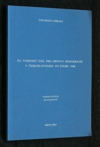 náhled knihy - Čs. vojenský exil pro obnovu demokracie v Československu po únoru 1948