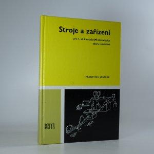 náhled knihy - Stroje a zařízení
