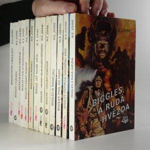 náhled knihy - 13x Biggles (podrobně nafoceno)