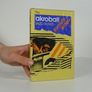 náhled knihy - Akrobati formuly jeden