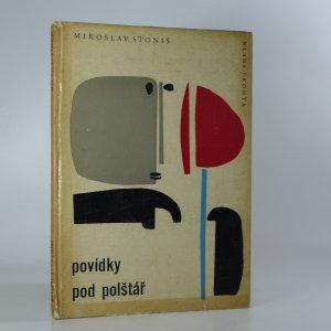 náhled knihy - Povídky pod polštář